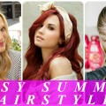 Chic-easy-summer-hairstyles-2017-for-women