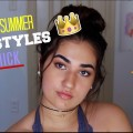 EASY-HAIRSTYLES-FOR-THICK-HAIR-SHORT-HAIR-SUMMER-EDITION-MAYA-REHMAN