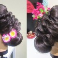 ELEGANT-HAIRSTYLE-FOR-LONG-HAIRSIMPLE-AND-EASY-UPDO