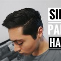 Easy-Side-Part-Hairstyle-For-Men-Quick-Mens-Hair-Tutorial-GRWM