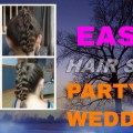 Hair-style-for-party-and-wedding-for-medium-to-long-hair-quick-easy-simple-and-new-2017