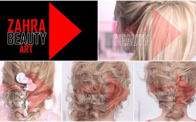 How-To-Simple-Hairstyles-For-Long-Hair-Zahra-Beauty-Art
