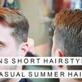 Mens-Short-Hairstyles-Textured-Side-Slick-Casual-Summer-Hair-2017-2