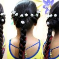 New-Choti-Hair-Style-Long-Braid-with-Parandi-Integrators