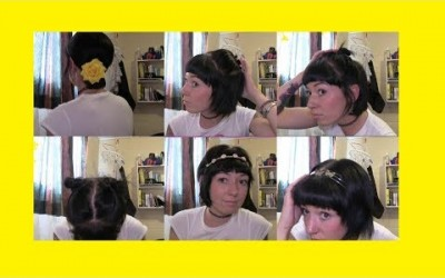 Quick-Easy-Hairstyles-For-Short-Hair