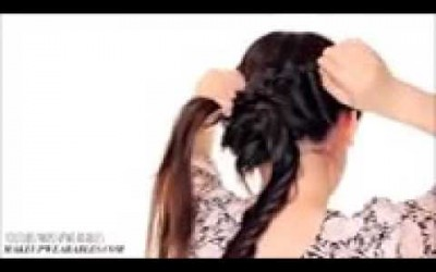 SUMMER-HAIRSTYLES-CUTE-CROWN-BRAID-TUTORIAL-June-2017-by-makeup-and-beauty-tips
