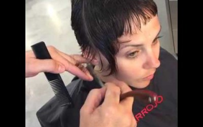 Short-haircut-tutorial-for-women-2017-Short-layered-haircut-techniques-Nick-Arrojo