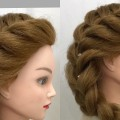 Side-French-Braid-Easy-Hairstyles