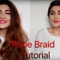 The-2-minute-Rope-braid-hairstyle-hairstyle-for-long-hair-tutorial-Trend-Crown