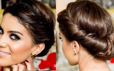 Top-15-Easy-HairStyles-For-Women-Updo-Hairstyles-Tutorials