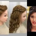 2-Awesome-Easy-Hairstyles-for-Wedding-or-Function