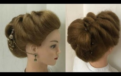 2-Easy-Beautiful-Hairstyles-for-Wedding-or-Function-
