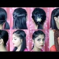 20-Gorgeous-Hairstyle-for-Girls-with-Short-Hair-long-hair-easy-hairstyle-tutorials