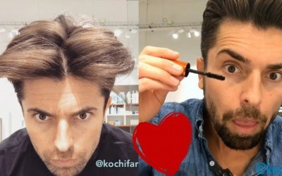 25-Latest-Rock-hairstyles-for-men-2017-compiled-tutorial-video-by-kochifaraj