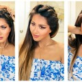 3-EASY-EVERYDAY-HEADBAND-BRAID-HAIRSTYLES-QUICK-BRAIDS-UPDO-for-Long-Medium-HAIR