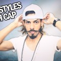 5-Hairstyles-With-Cap-How-To-Wear-a-Cap-With-Long-Hair