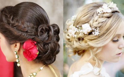 Amazing-7-Beautiful-Hairstyles-with-puff-Easy-Wedding-Hairstyles-1