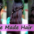 Beautiful-hairstyles-for-long-hair-for-women-At-Home-made-
