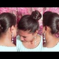 Braided-Bun-In-3-different-Places-For-Medium-Long-Hair-Tutorial