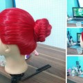 Bun-easy-to-do-yourself-Tuto-simple-and-fast-hair-long-hair