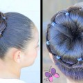 Bun-with-Elastics-Hairstyles-for-Girls-Hairstyles-for-long-hair-ChikasChicEng