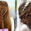 Cute-and-Creative-Everyday-Bun-Hairstyles-Medium-Long-Hair-Part-16