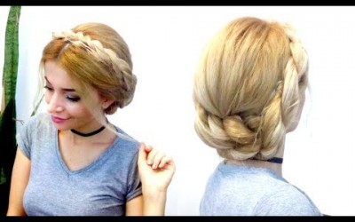 EASY-SUMMER-HAIRSTYLE-FOR-LONG-HAIR-HALO-OR-MILKMAID-BRAID-UPDO-Awesome-Hairstyles-