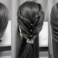 Easy-Hair-Style-for-Long-Hair-Peinados-Para-Cabello-Largo