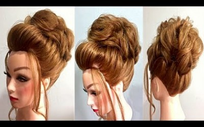 Easy-Wedding-Hairstyle-for-long-medium-Hair-Bridal-Wedding-Hairstyle