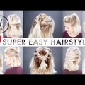 Hair-Styles-2017-10-Easy-Half-Up-hairstyles-for-SHORT-HAIR-Tutorial-Milabu
