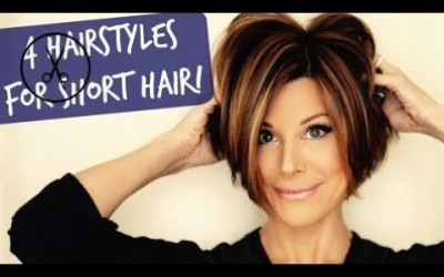 Hair-Styles-2017-4-Easy-Short-Hairstyles-That-Will-Make-You-Want-A-Bob