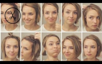 Hair-Styles-2017-How-to-style-Short-Hair