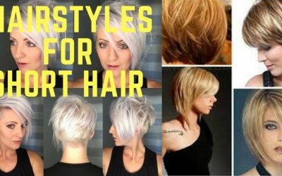 How-I-Style-My-Short-Hair-10-Hairstyles-For-Short-Hair-Ways-To-Do-Short-Hair-How-To-Videos