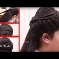 How-to-make-Latest-Modern-puff-hairstyle-for-Long-Hair-step-by-step-Easy-hairstyles-YouTube.