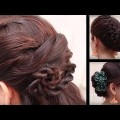 LatestPerfect-BunHairstyle-for-Medium-Long-Hair-Tutorial-Hair-Style-for-Ladies-2017