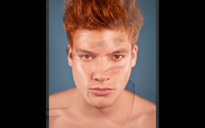 Mens-New-Awesome-Hairstyles-Red-Hair-2017