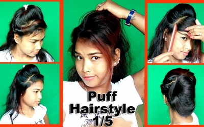 Perfect-PUFF-for-Longthinshort-HAIR-Quick-Easy-puff-hairstyles-for-schoolcollege-Party