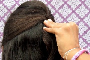 Ponitail-With-Puff-Inspired-By-Aliya-Every-Day-Hairstyles