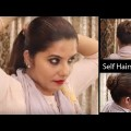 Quick-Simple-Self-Hairstyles-for-Ladies-YouTube-Self-Beauty-Tutoreals-2017.