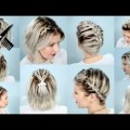 Short-Hair-2017-10-EASY-BRAIDS-FOR-SHORT-HAIR-TUTORIAL-Milabu