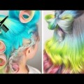 Short-Hair-2017-New-Hairstyles-2017-The-Best-Hairstyles-Tutorials-Compilation-July-2017-