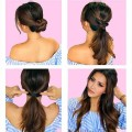 TOP-5-LAZY-EVERYDAY-HAIRSTYLES-with-PUFF-QUICK-EASY-BRAIDS-UPDO-for-Long-Medium-HAIR