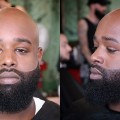 Amazing-Black-Men-Transformation-Beards-Medium-Beard-Transformation
