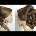 Beautiful-Hairstyle-Ideas-for-Brides-Girls-Bridal-wedding-hairstyle-for-long-hair-IMO-Fashion