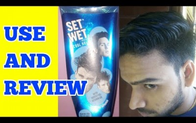 Cool-Hairstyles-in-2-minutes-use-set-wet-gel-and-review