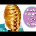 Cute-Hairstyle-for-Party-and-Wedding-Party-Hairstyles-Wedding-Hairstyles-Bridal-Hairstyles