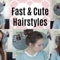 EASY-HEATLESS-BACK-TO-SCHOOL-HAIRSTYLES-Medium-or-Long-Hair