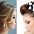 EVERYDAY-HAIRSTYLES-for-WORK-WITH-PUFF-EASY-BRAIDS-UPDO-for-Long-Medium-HAIR-22