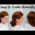 Easy-Hairstyles-For-Medium-Short-Long-Hair