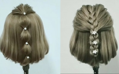 Easy-Hairstyles-for-SHORT-Hair-2
